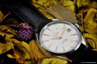 Nouvelle série : Omega Seamaster Aqua Terra Chronometer 8500